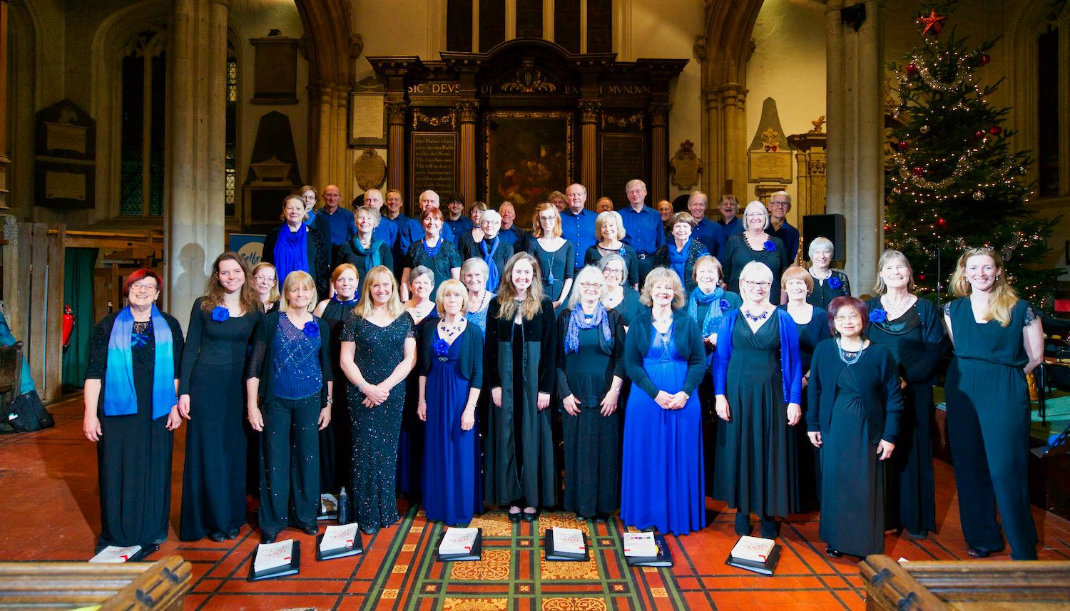 Cantar at St Michael Le Belfrey