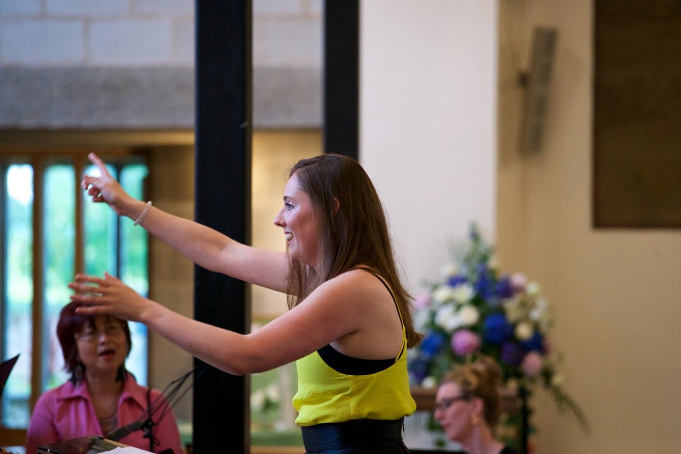 Cantar in concert in St Olaves Church